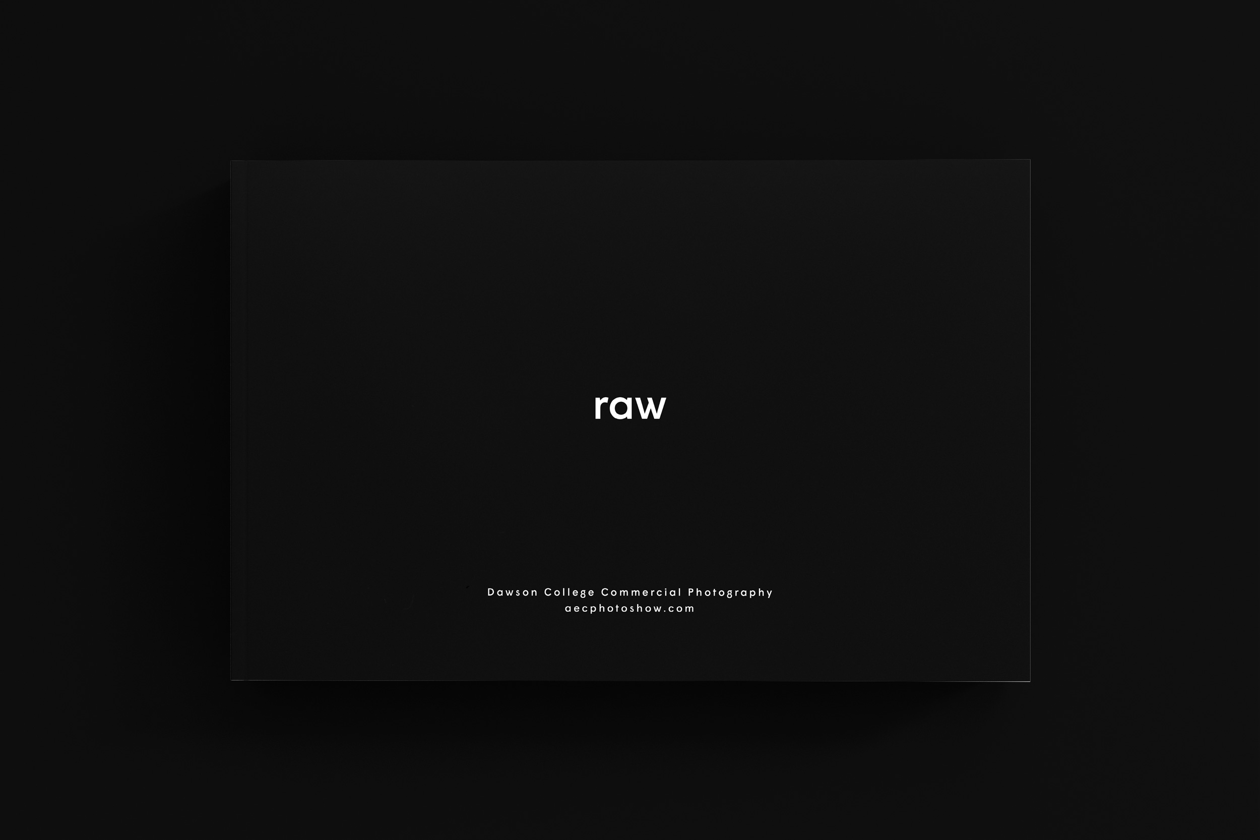 Raw_catalogue-CoverBlack