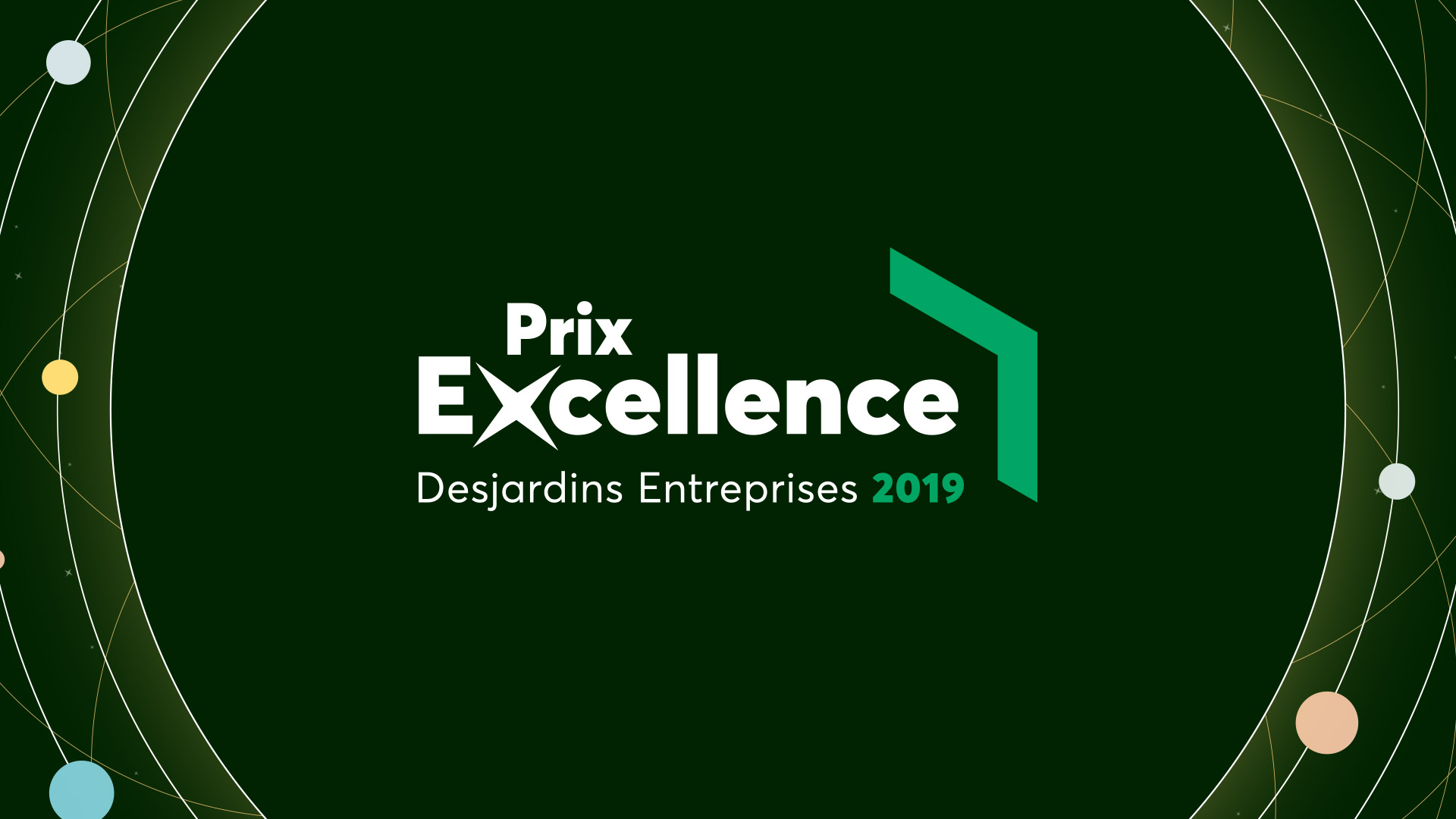 Desjardins – Prix Excellence 2019
