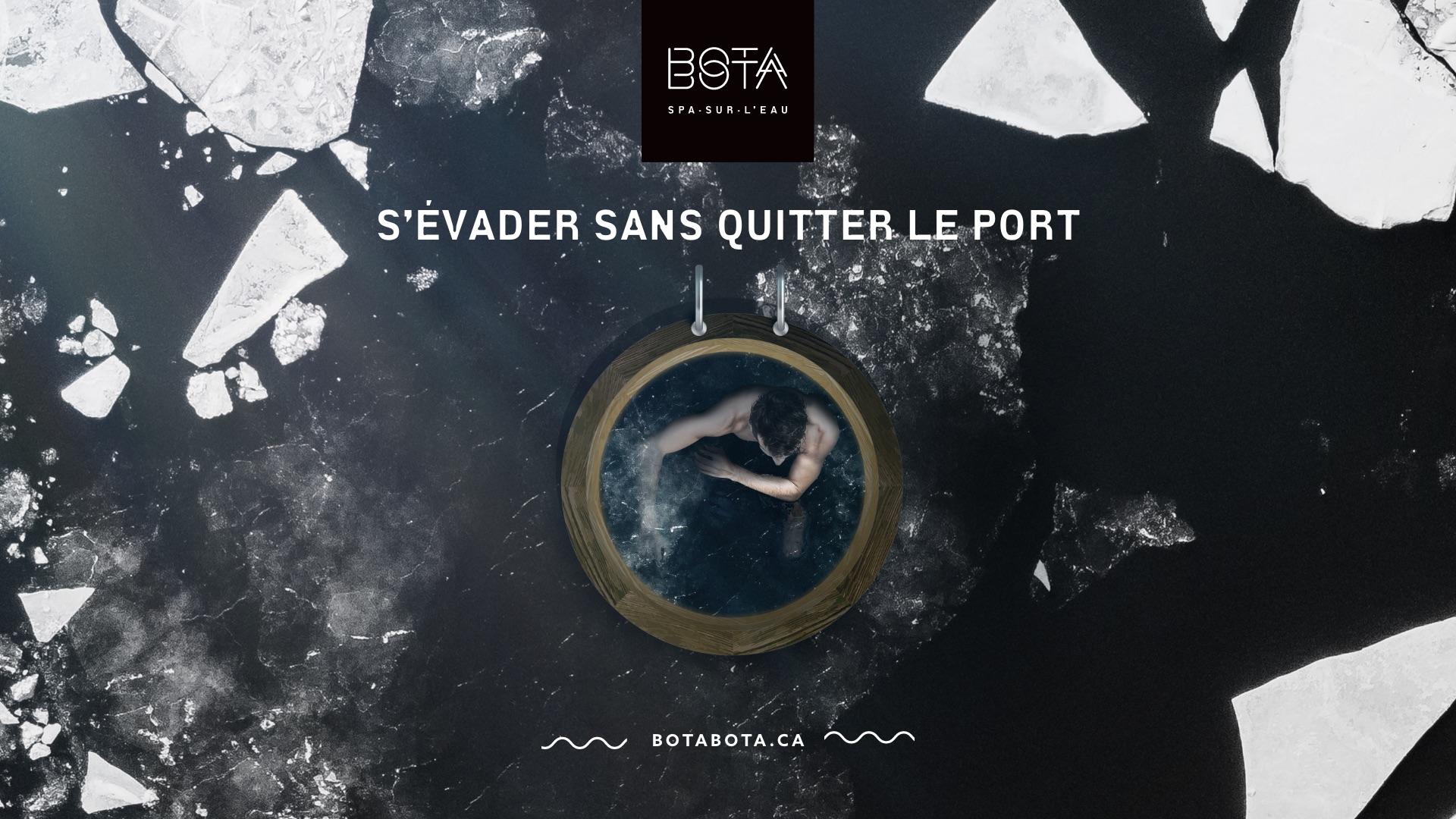 Bota Bota – S'évader sans quitter le port